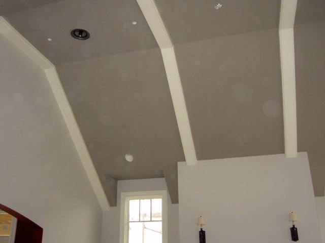 Walls,ceiling & woodwork (New Construction)