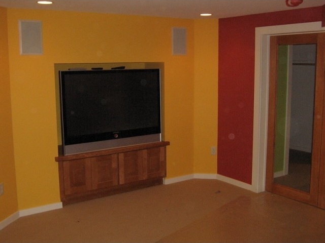 Painted walls,ceiling & woodwork #2